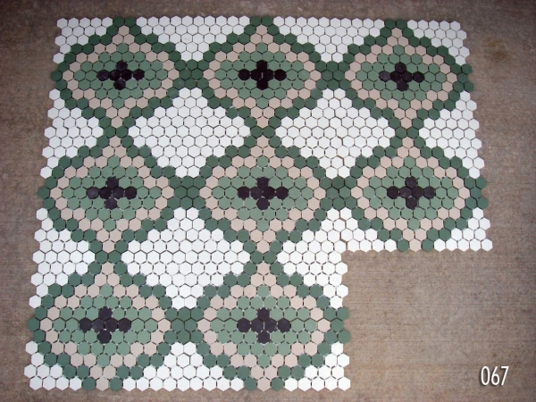 1000 Ideas About Hexagon Floor Tile On Pinterest
